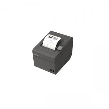 Imprimante tickets thermique n&b epson TM-T20 II usb noir