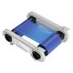 RCT012NAA Ruban Monochrome Bleu pour imprimante à Rubans Zenius & Primacy