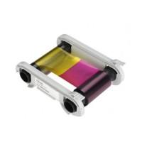 R5F002EAA Ruban couleur 5 Panneaux YMCKO pour imprimante à Rubans Zenius & Primacy