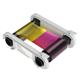 R5H004NAA Ruban couleur 1/2 YMC KO pour imprimante à Rubans Zenius & Primacy