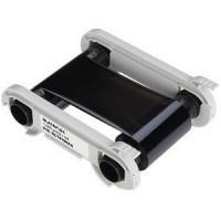 VBDG206EU Pack 1 rubans noir 500 faces + 1 Kit nettoyage pour imprimante Badgy ancienne génération