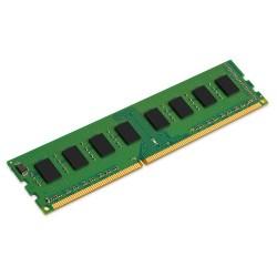 Kingston Technology ValueRAM 4GB DDR3 1600MHz Module module de mémoire 4 Go 1 x 4 Go DDR3L
