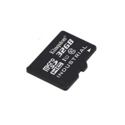 Kingston Technology Industrial Temperature microSD UHS-I 32GB mémoire flash 32 Go MicroSDHC Classe 10