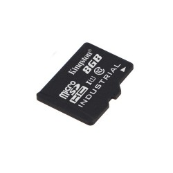 Kingston Technology Industrial Temperature microSD UHS-I 8GB mémoire flash 8 Go Classe 10