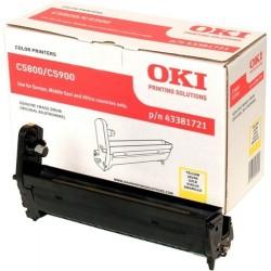 OKI 43381721 tambour d'imprimante Original
