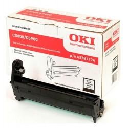 OKI 43381724 tambour d'imprimante Original