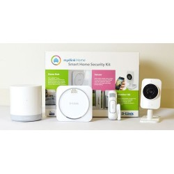 D-Link MYDLINK HOME SECURITY dispositif de sécurité pour maison intelligente Wi-Fi