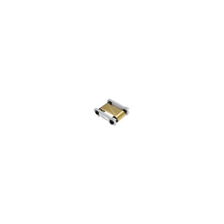 RCT016NAA Ruban Monochrome Or pour imprimante à Rubans Zenius & Primacy