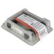 RCT018NAA Ruban Monochrome Encre Grattable pour imprimante à Rubans Zenius & Primacy
