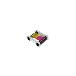 R5F008EAA Ruban couleur 5 Panneaux YMCKO Primacy pour imprimante à Rubans Zenius & Primacy