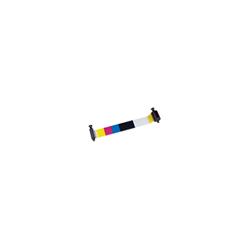 R3013 Ruban Demi-panneaux couleur – YMCKO, 400 faces pour imprimante à Pebble 4