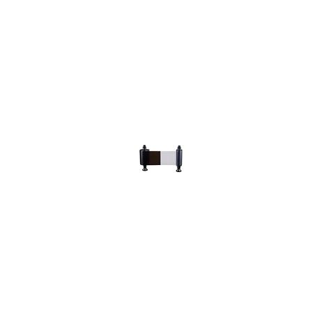 R3012 Ruban 2 panneaux Noir-Vernis – KO, 500 faces pour imprimante à Pebble 4
