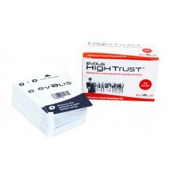 ACL003 50 cartes adhésives pour imprimantes Zenius Primacy