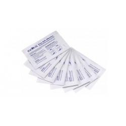 A5002 Kit de nettoyage PrinterClean : 50 cartes pré-imprégnées d'alcool ispropylique pour Tattoo2 Pebble4 Dualsy3