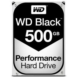 """Western Digital Black 3.5"""" 500 Go Série ATA III"""