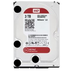 "Western Digital Red 3.5"" 3000 Go Série ATA III"