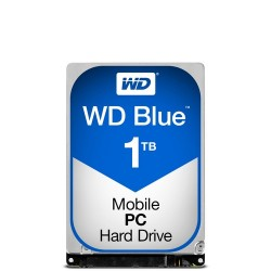 "Western Digital Blue PC Mobile 2.5"" 1000 Go Série ATA III"