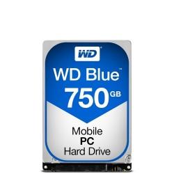 "Western Digital Blue PC Mobile 2.5"" 750 Go Série ATA III"