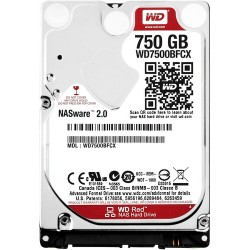"Western Digital Red 2.5"" 750 Go Série ATA III"