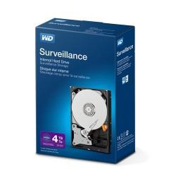 "Western Digital Surveillance Storage 3.5"" 4000 Go Série ATA III"